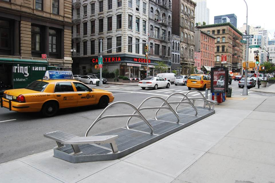 NYC Street Furniture 3